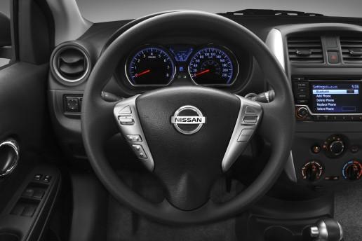 Nissan Versa: renovación de gama – RUS Media