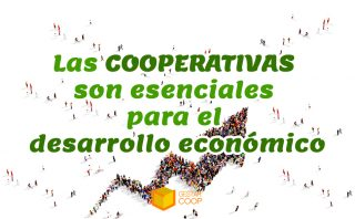 las cooperativas desarrollo economico
