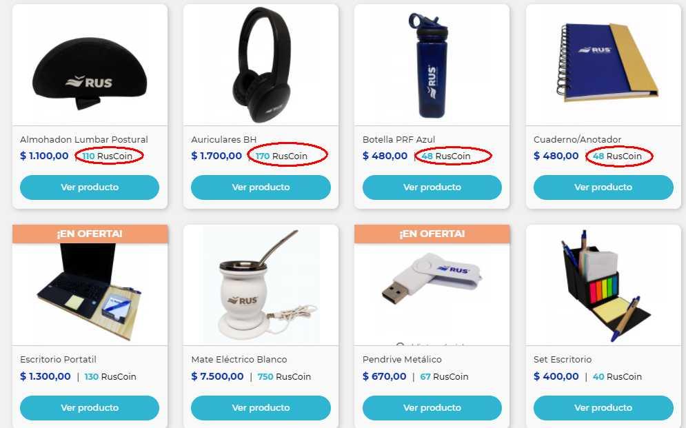 precios_ruscoin